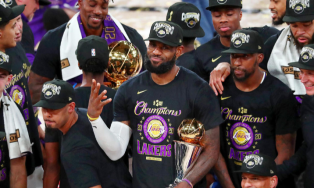 Sports 2.0 NBA Prediction Series: Lakers Repeat As Champs