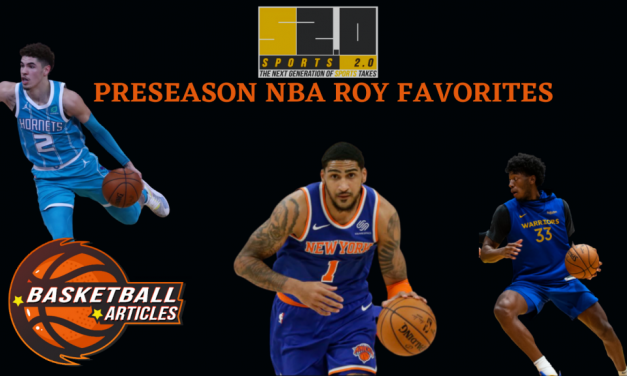 NBA Rookie of the Year Predictions: Obi Tops Sports 2.0's Possible Rookie of the Year Winners