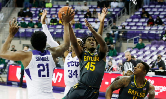 Bears and Jayhawks Set to Square Off: Baylor at Kansas Betting Preview