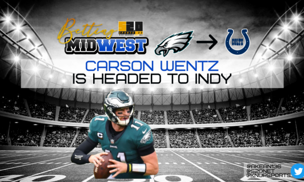Eagles Trade Carson Wentz to the Colts