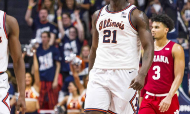 Illinois at Nebraska Preview – Is This A Trap Game?