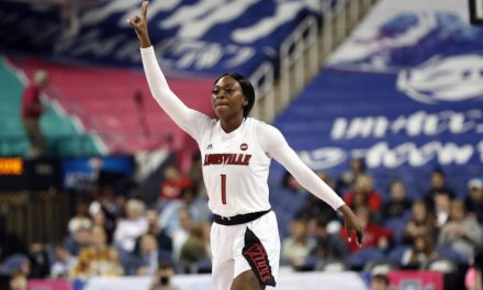 How Louisville Guard Dana Evans Went from Sixth Player of the Year to All-American