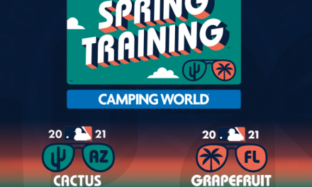 Ir's Only Spring Training Stats