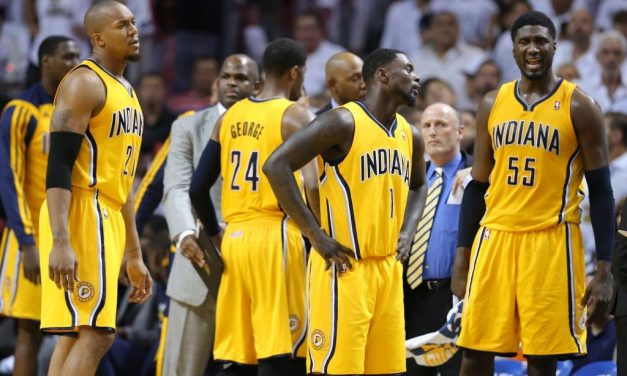 Pacers 1st Half Recap and Second Half Moving Forward