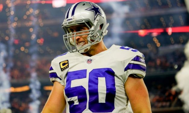 Cowboys LB Sean Lee Officially Retires