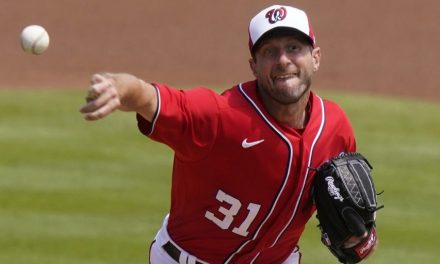 Max Scherzer at the Deadline? Potential Landing Spots for the 7x All-Star