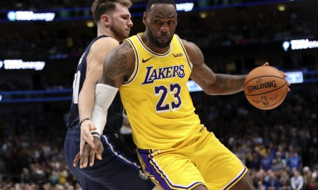 NBA game of the week: Los Angeles Lakers at Dallas Mavericks