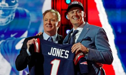 What Patriots are Getting in First Round Pick Mac Jones