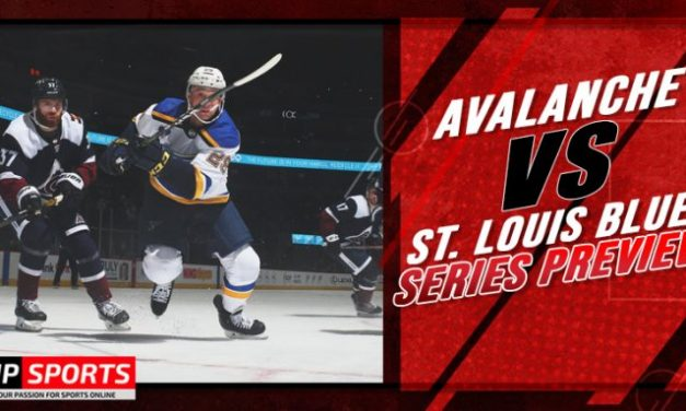 2021 NHL Playoff Preview: Avalanche vs Blues