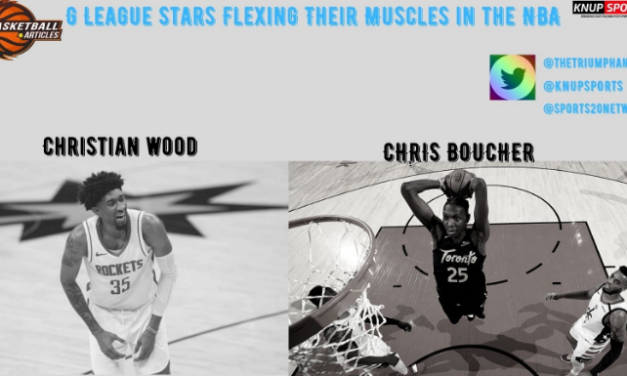 G-League Stars Flexing Their Muscles in the NBA