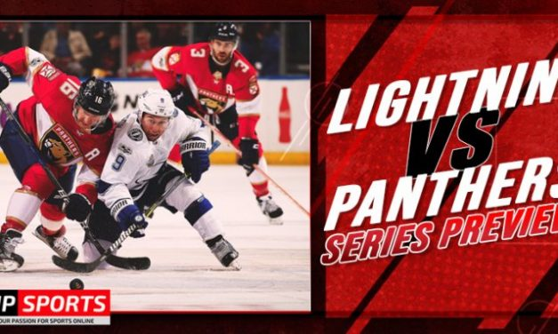 2021 NHL PLAYOFF PREVIEW: LIGHTNING VS PANTHERS