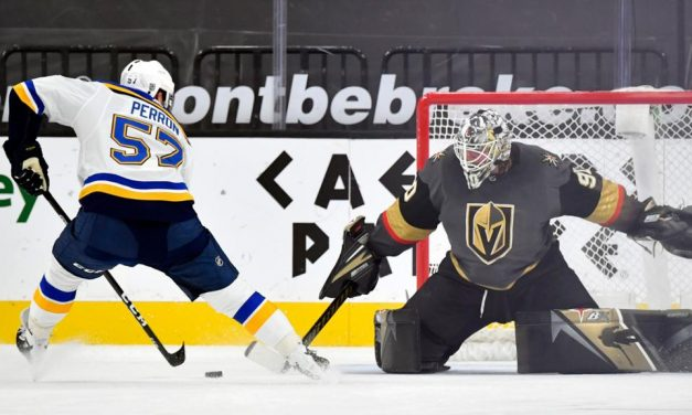 St. Louis Blues at Las Vegas Golden Knights Preview & Pick