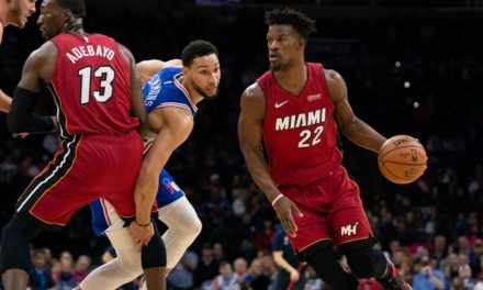 Heat vs Sixers Betting Preview