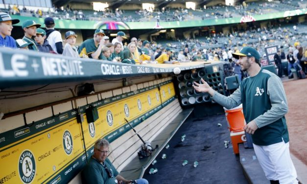 Is Relocation in the Cards for the Oakland A's?