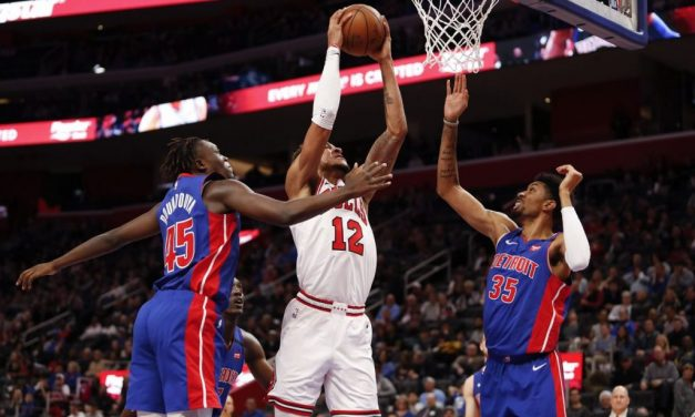 Bulls at Pistons Preview and Pick