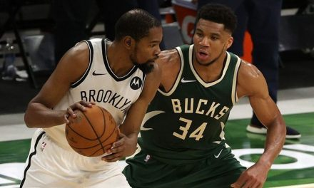 What is going on with Nets and Bucks?