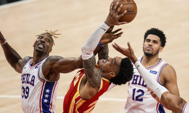 The Hawks Will Send the 76ers Home in Six Games