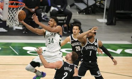 Let's Talk About the Over in this Bucks-Nets Series