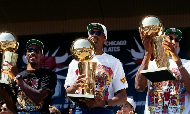The Good Old Days of the Chicago Bulls
