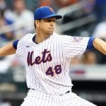 deGrom Dazzles Against Padres on Friday Night