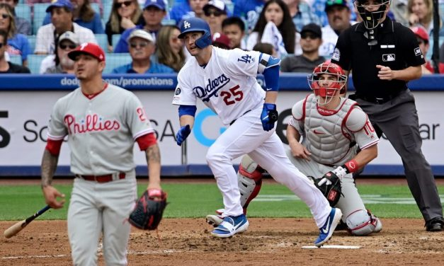 Philadelphia Phillies at Los Angeles Dodgers Betting Preview – Wednesday, June 16, 2021