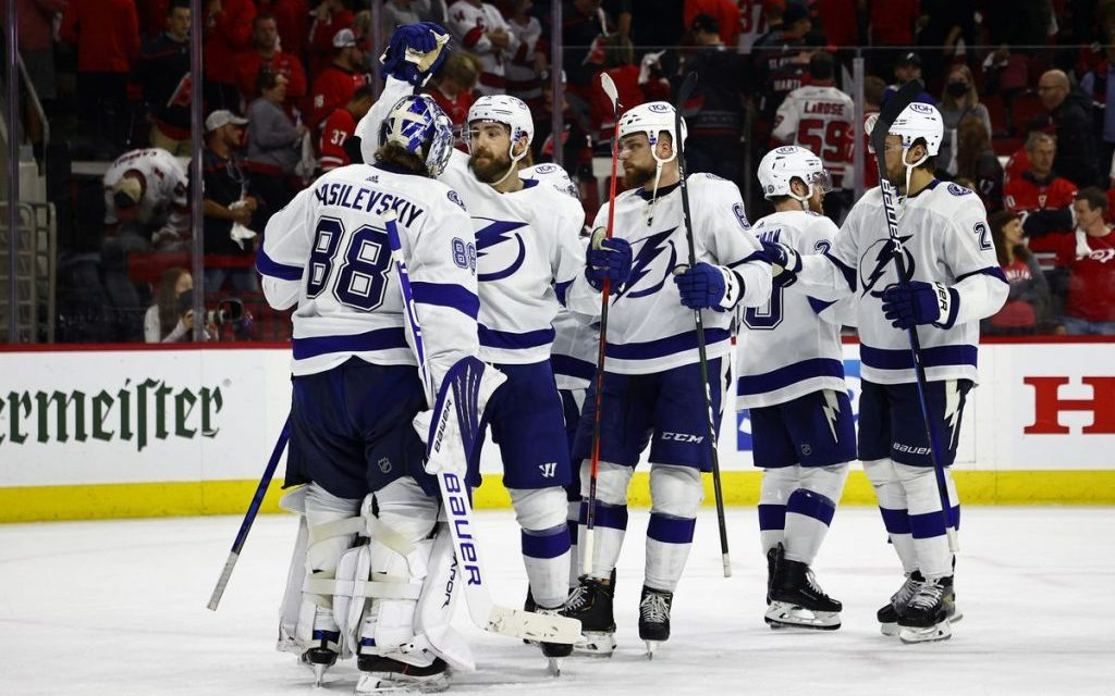 Why The Tampa Bay Lightning Will Repeat as Stanley Cup Champions: NHL Stanley Cup Playoff Update