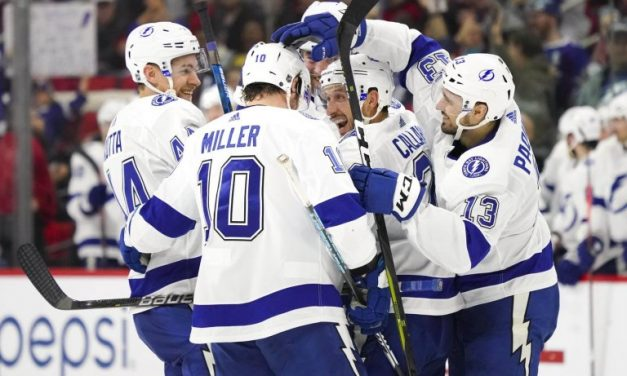 How the Lightning Manipulated the Salary Cap…Legally