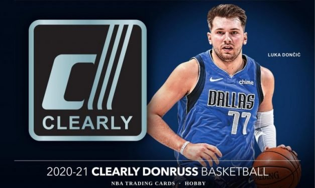 All You Need to Know About the Clearly Donruss Basketball Cards