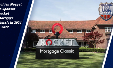 Golden Nugget to Sponsor Rocket Mortgage Classic in 2021 & 2022