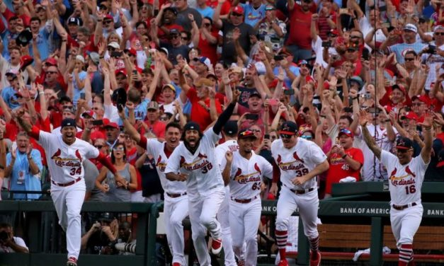 NL Central Weekly Update Friday July 23