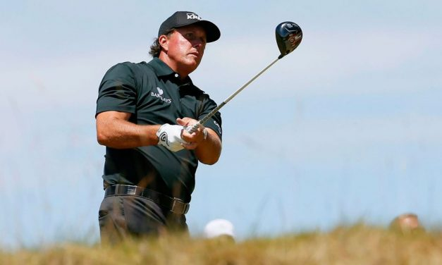 Phil Mickelson Pumps the Brakes After Alleged $500,000 Gambling Controversy