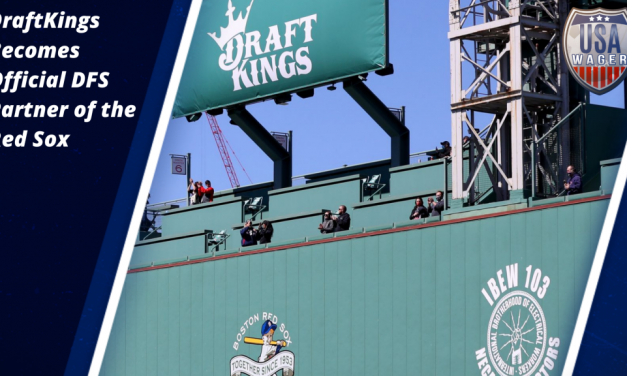 DraftKings Becomes Official DFS Partner of the Red Sox