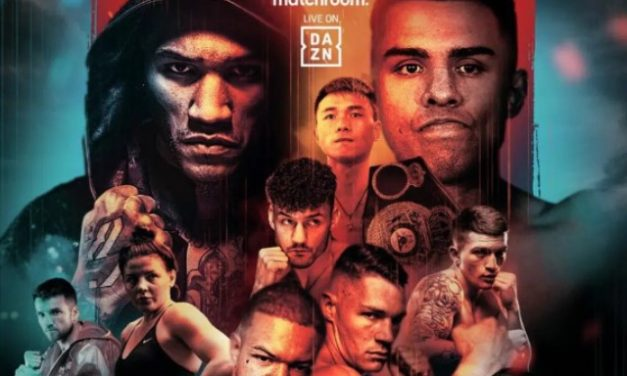 Weekly Boxing Bets | July 31: Brentwood, Essex, England (DAZN)