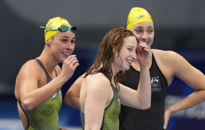 Olympic Swimming: Women's 4x200m Freestyle Final Prediction