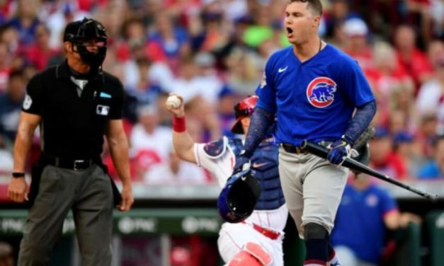 Another Disappointing Week For the Chicago Cubs