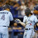 Blue Jays looking to gain ground in Wild Card