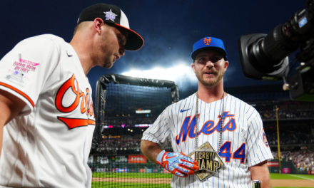 MLB Home Run Derby and All-Star Game Betting Props
