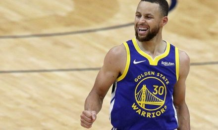 Steph Curry Signs 4 Year Extension…and It's Massive