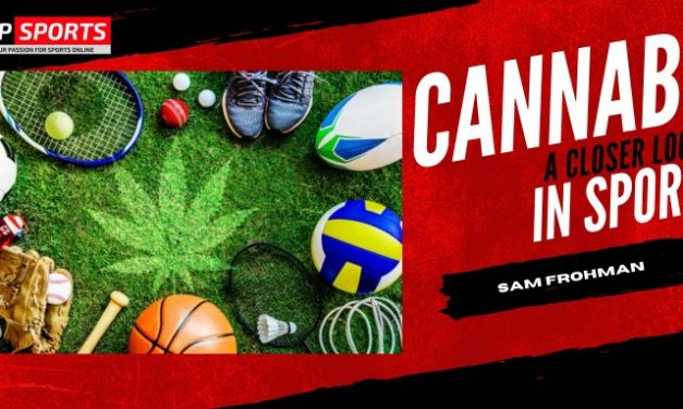 The Benefit of Cannabis in Sports
