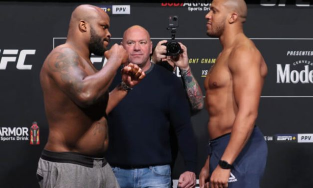 UFC 265 Betting Preview: Gane vs. Lewis
