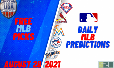 USA Wager MLB Predictions | August 28, 2021