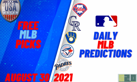 USA Wager MLB Predictions | August 30, 2021