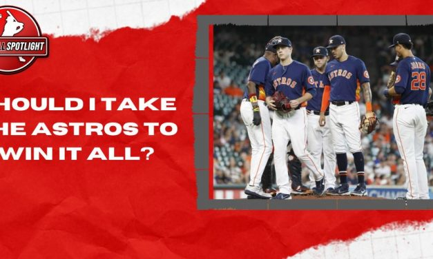 Why Your Team Could Win The World Series: Houston Astros