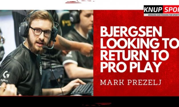Bjergsen Looking To Return To Pro Play