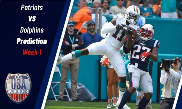 Patriots vs Dolphins Prediction & NFL Odds for Week 1