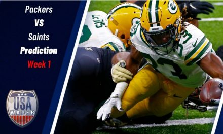 Packers vs Saints Prediction & Football Odds for Week 1