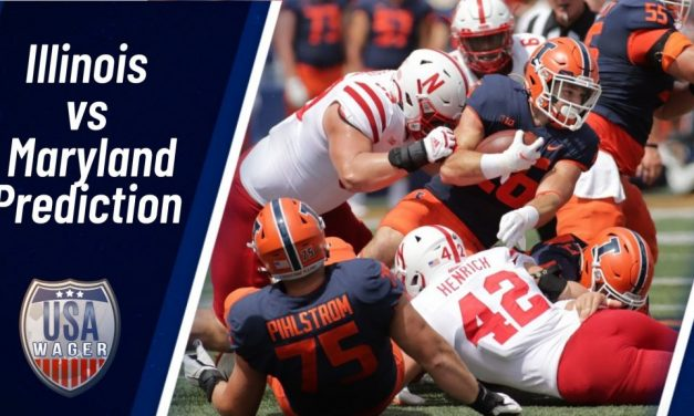 Illinois vs Maryland Prediction and College Football Odds for Week 3
