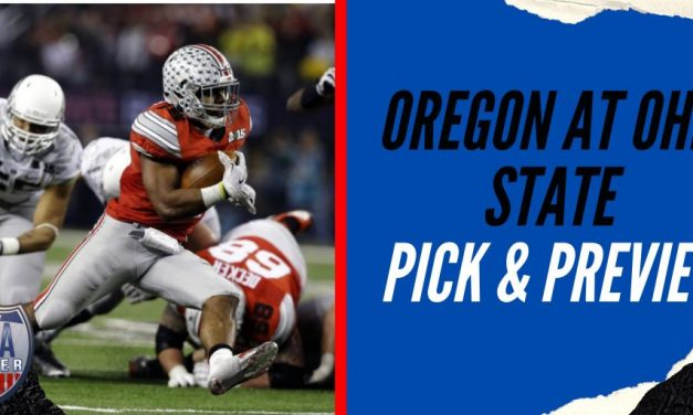 Oregon at Ohio State Pick & Preview – College Football Week 2