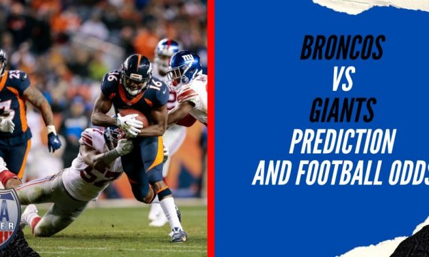 Broncos vs Giants Predictions and Football Odds for Week 1