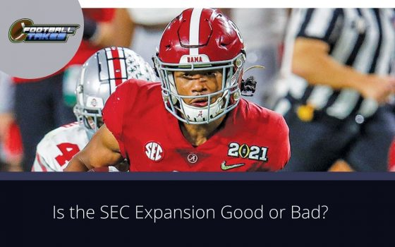 Is the SEC Expansion Good or Bad?